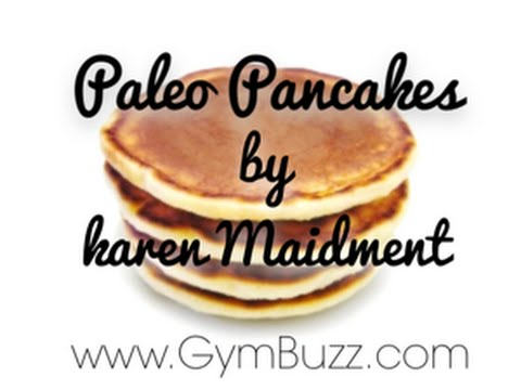 RECIPE | PAELO PANCAKES by Karen Maidment