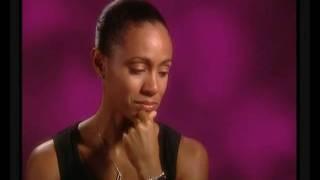 Jada Pinkett Smith talk about tupac