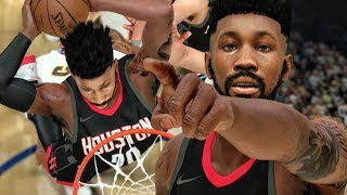 25 ASSIST TRIPLE-DOUBLE AFTER ALL-STAR BREAK! NBA 2K18 My Career Gameplay Ep. 24