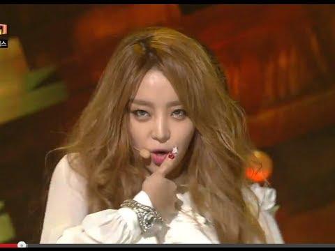 Brown eyed girls - Kill Bill, 브라운아이드걸스 - 킬빌,  Show Champion 20130731