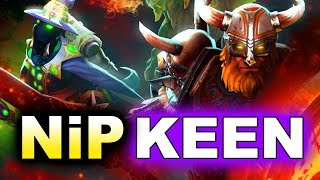 NIP vs KEEN - ELIMINATION GAME - BUCHAREST MINOR DOTA 2 - YouTube