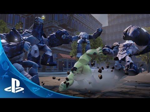 Disney Infinity: Marvel Super Heroes 2.0 Edition Game | PS4™ Trailer