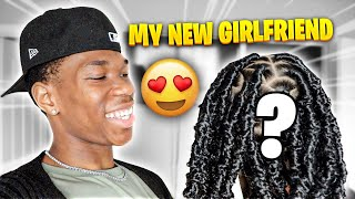 MEET MY NEW GIRLFRIEND!!