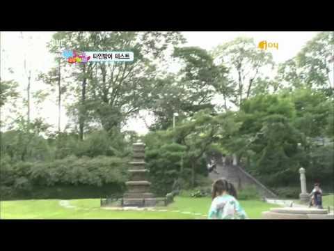 [B1SS] 120914 Hello Baby Season 6 with B1A4 - Episode 8 (3/4)