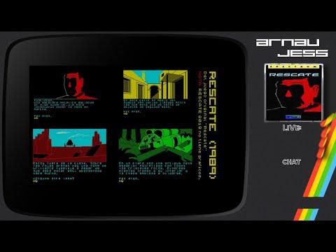 Rescate 89 -ZX Spectrum- by El Mesías