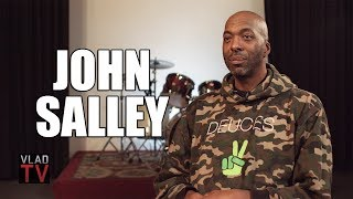 John Salley Remembers When Pippen Met Ex Wife, Future Cheating Rumors  (Part 6)