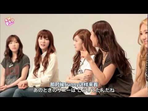 少女時代Girls' Generation Complete Video Collection Talk完整版(Full ver.)[中字/Chi Sub]