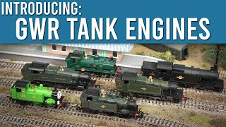 Introducing the Tank Engines of the Great Western Railway (GWR)