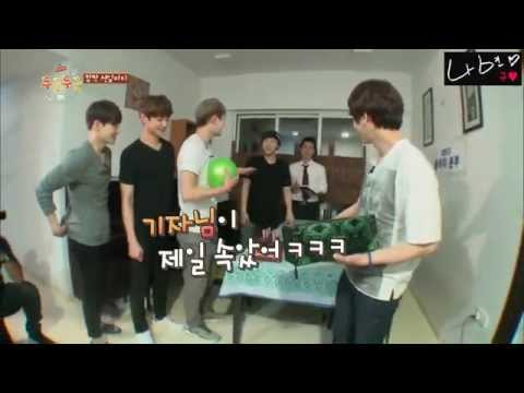 규현의 (안)서프라이즈 생일파티ㅋㅋㅋㅋkyuhyun notices kyuline brothers' surprise birthday party kk