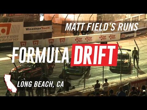 Super Drift Challenge: Matt Field Wins Friday 4/7