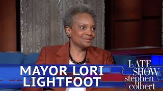 Mayor Lori Lightfoot's Vision For Chicago