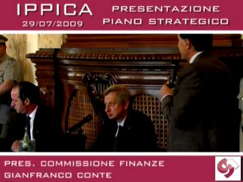 On.Gianfranco Conte (pres. VI Commissione Camera)