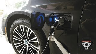 2018 BMW 530e Plug-in Hybrid - How Far Can You Go Using NO Gas???