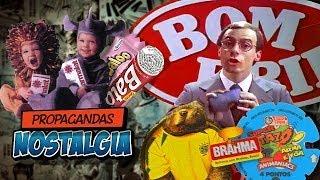 Propagandas Antigas - Nostalgia