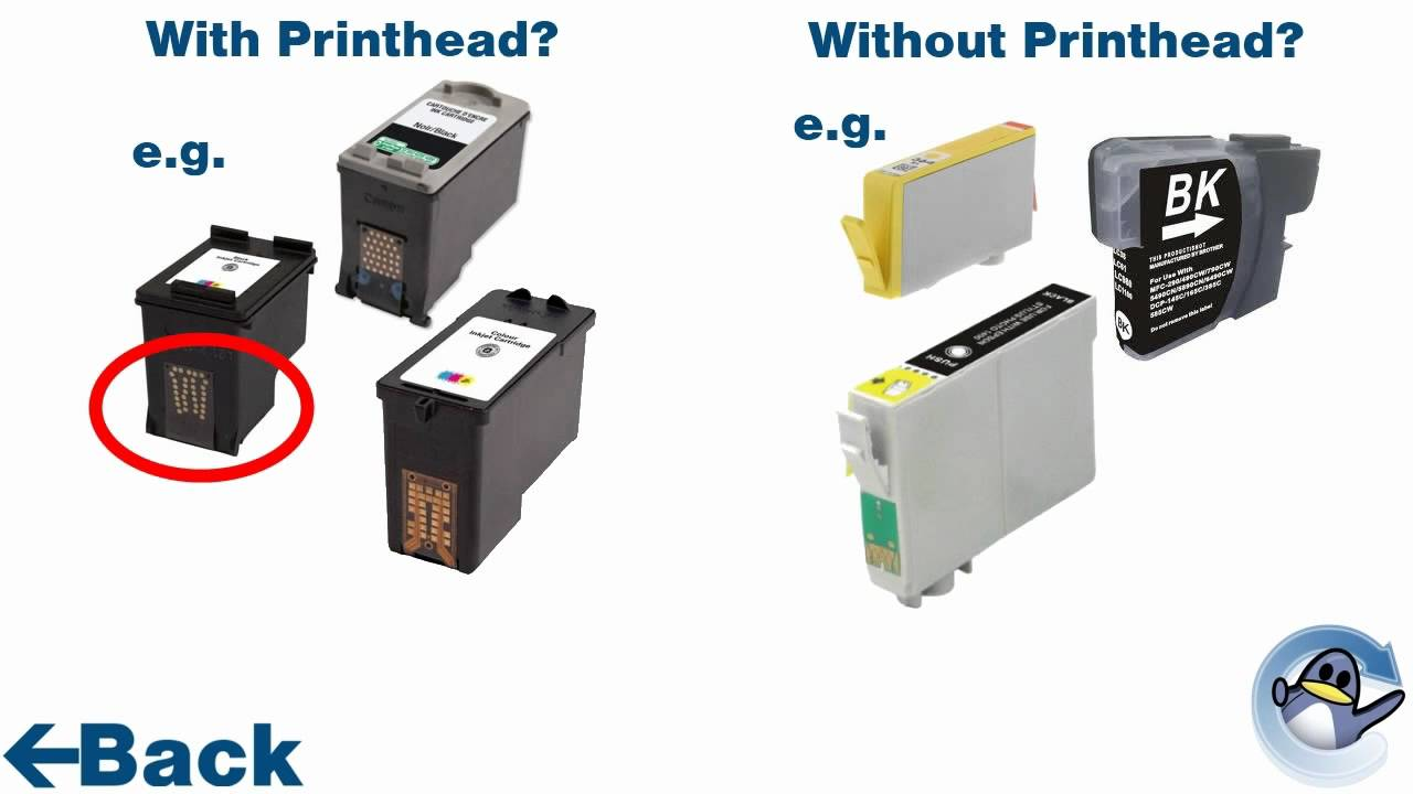 canon ink cartridge refill problems