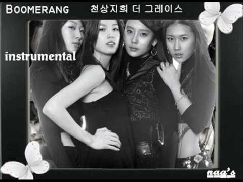 CSJH The Grace - Boomerang (Instrumental)