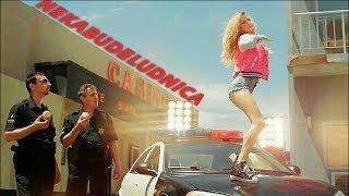 PETYA ALEXA & MONTY - NEKA BUDE LUDNICA (Official 4K video)