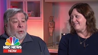 Apple Co-Founder Steve Wozniak Says New Credit Card Discriminated Against His Wife | NBC News NOW