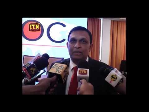 CIABOC Web Launching Program on ITN news
