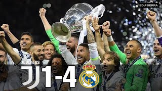 "Juventus de Turin vs Real Madrid, Final ""UCL"" La Duodecima (03/06/2017)"