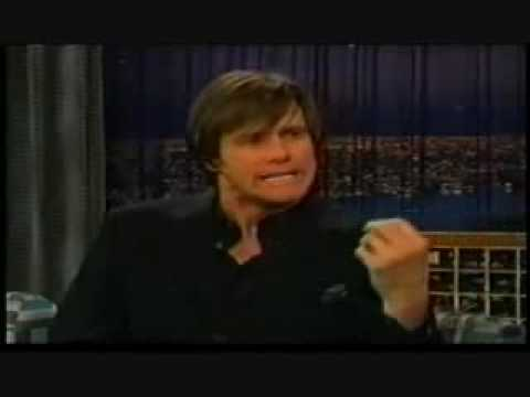 Jim Carrey and Stephen Hawking on Late Night With Conan 4 O