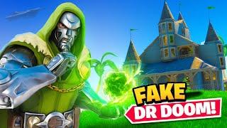 Tricking Enemies as FAKE Dr. Doom!