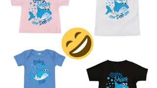 Baby Shark Shirt!!!! Tshirts & More