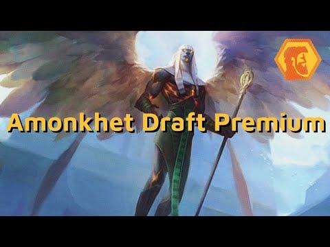 MTGA Amonkhet Draft - Selesnya Midrange