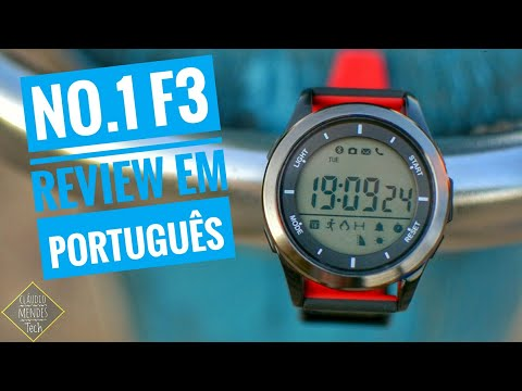video NO.1 F3 Sports Smartwatch