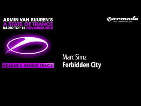 01. Marc Simz - Forbidden City [ASOT Top 15 Preview]