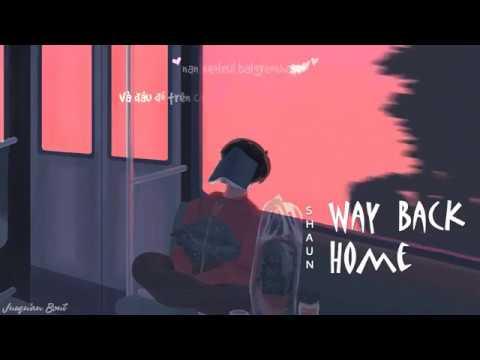 [Vietsub + Kara] Way Back Home (집으로 가는 길) - Shaun (숀)