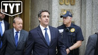 Breaking News: Michael Cohen Likely To Flip On Trump