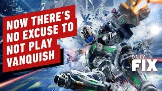 Vanquish and Bayonetta Are Coming to Modern Consoles - IGN Daily Fix