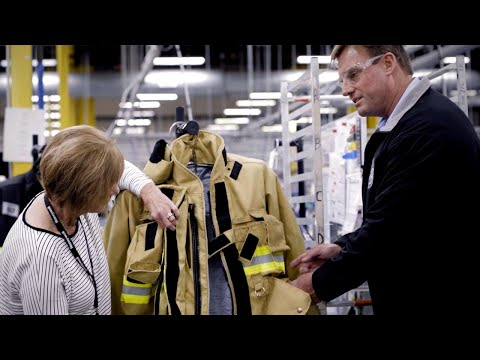 Why Every Stitch Counts at Honeywell's First Responder Business