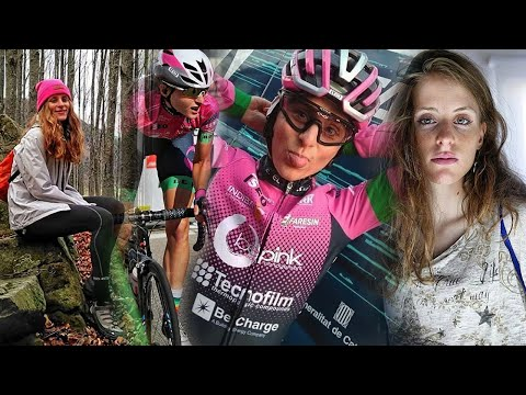 """Vania Canvelli (BePink) a """"Cicliste in streaming"""""""