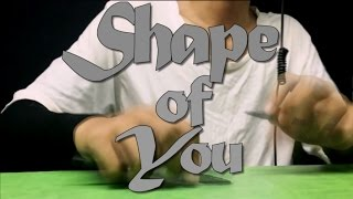 Shape of You [Acoustic] - Pen Tapping cover by Seiryuu