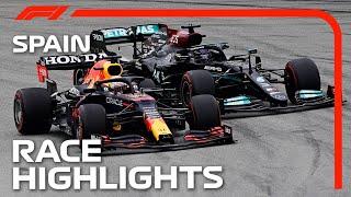 Race Highlights | 2021 Spanish Grand Prix