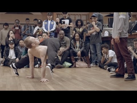 Cheerito (RUSSIA) vs Nick Abat (USA) | Dexterity Dance League ATLANTA 2017 | YAK x Finger Circus