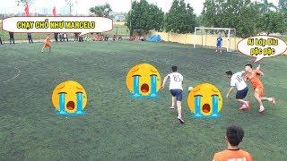 Khóc thét với màn bình luận của Tuyền Văn Hóa trong trận siêu kinh điển trên sân bóng làng quê