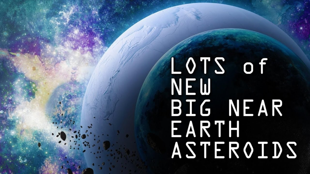 recent near earth asteroids - photo #8