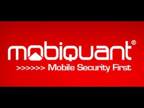 Mobiquant  - Monaco 2013 - La Sécurité Mobile pour les sociétés n'est pas un gadget(BYOD, MDM, MSM)