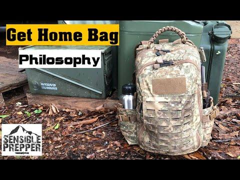 Philosophy of a Get Home Bag