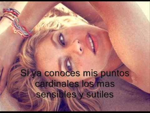 Shakira - Antes De Las Seis [Con Letra En La Pantalla] Song HQ
