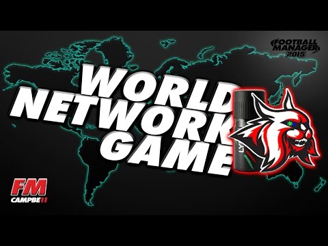 Football Manager 2015 | WORLD NETWORK GAME | 10 | FOXES vs LYNX FC