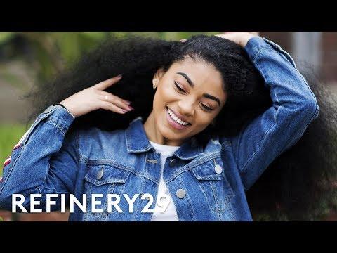 Jasmine Brown's Hair Transformation Journey | Skin Deep | Refinery29