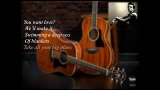 John Mayer - Your body is a wonderland (Instrumental, Karaoke)