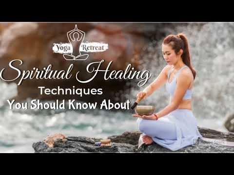Spiritual Healing The Secret to a Better Body and Mind