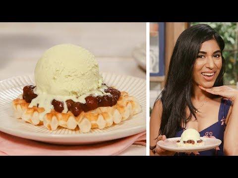 How to Make Mochi Waffles with Vijaya Selvaraju