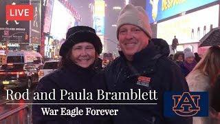 Full Memorial Service for Auburn's Rod and Paula Bramblett 5-30-19