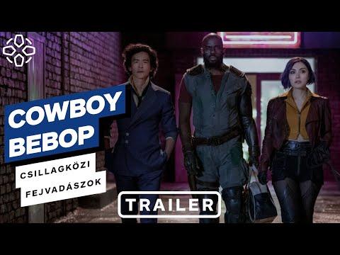 Cowboy Bebop: Csillagközi fejvadászok  (2021) – feliratos előzetes #1